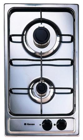 Варочная панель газовая Hansa BHGI31019 серебристый