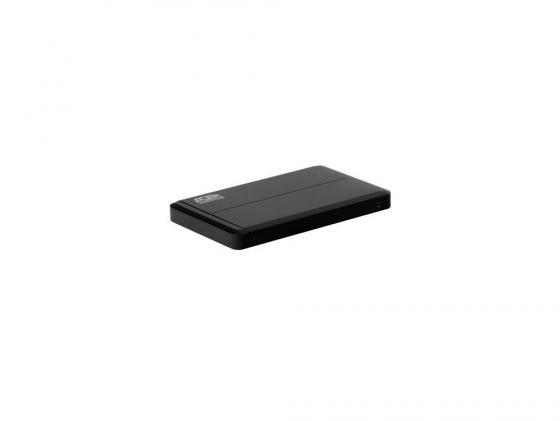Внешний контейнер для HDD 2.5 SATA AgeStar 3UB2O7 USB3.0 черный корпус для hdd orico 9528u3 2 3 5 ii iii hdd hd 20 usb3 0 5