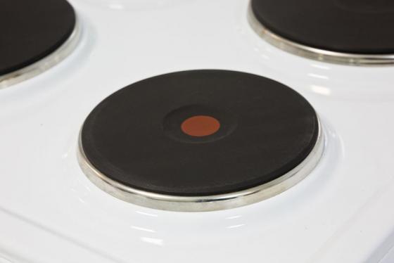 Электрическая плита De Luxe 506004.03Э КР белый