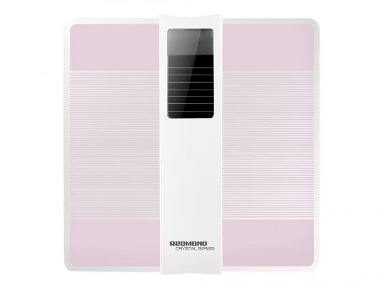 Весы напольные Redmond RS-719 розовый кухонные весы redmond rs 736 полоски