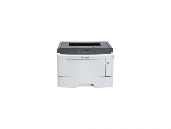 Принтер Lexmark MS415dn ч/б A4 38ppm 1200x1200dpi Duplex белый 35S0280 принтер lexmark ms510dn ч б a4 42ppm 1200x1200dpi ethernet usb 35s0330