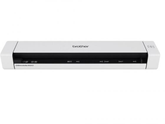 Сканер Brother DS-620 протяжный CIS A4 600x600dpi USB сканер mustek idocscan p45 протяжный a4 cis 600x600dpi usb