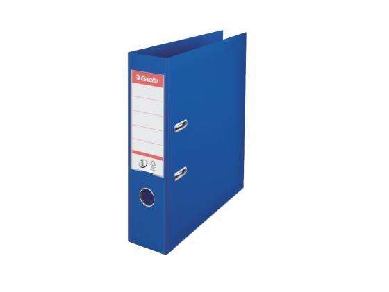 Папка-регистратор Esselte Power А4 75мм пластик синий 811350 esselte vivida 75 4 624070