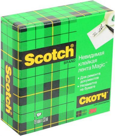 Клейкая лента Scotch Magic 19мм x 33 м 72823 джинсы scotch