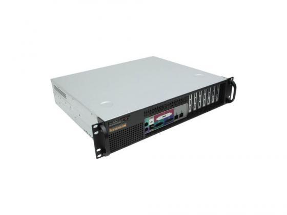 Серверный корпус 2U Supermicro CSE-523L-410B 410 Вт чёрный серверный корпус 2u supermicro cse 216be16 r920lpb 920 вт чёрный