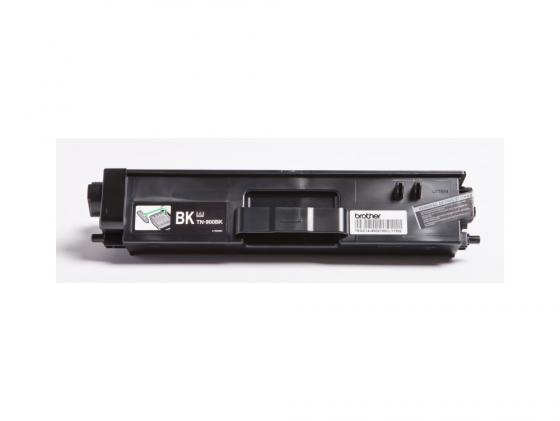 Картридж Brother TN900BK для HL-L9200CDWT MFC-L9550CDWT черный 6000стр perseus toner cartridge for brother tn360 tn 360 black compatible brother hl 2140 hl 2150n mfc 7340 mfc 7440n mfc 7450 printer