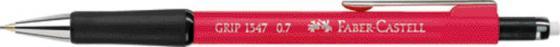 Карандаш механический Faber-Castell 1347 0.7 мм красный 134721 faber pareo