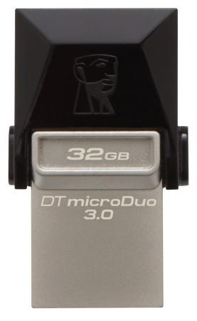 Флешка USB 32Gb Kingston DataTraveler MicroDuo DTDUO3 DTDUO3/32GB фото