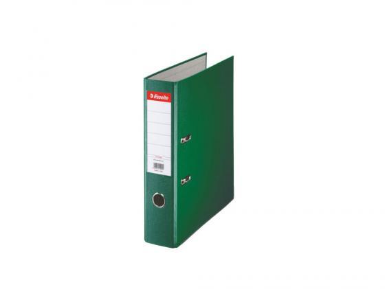 Папка-регистратор Esselte Power А4 75мм пластик зеленый 811360 папка регистратор esselte economy 10782p a4 75мм желтый