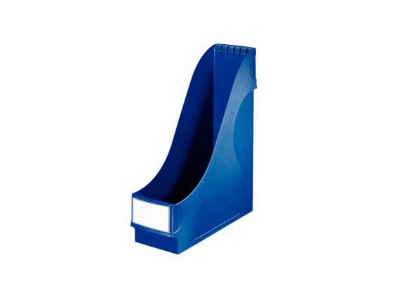 Фото - Подставка Leitz вертикальная для журналов 1 отделение пластик синий 24250035 подставка