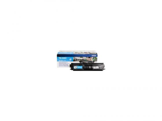 Картридж Brother TN326C для HL-L8250CDN MFC-L8650CDW голубой 3500стр brother hq 12