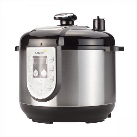 Мультиварка Unit USP-1090D 900 Вт 5 л черный