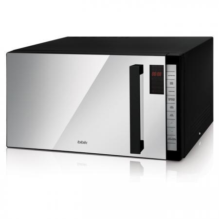 Микроволновая печь BBK 25MWC-980T/B-M 900 Вт чёрный микроволновая печь bbk 23mws 927m w 900 вт белый