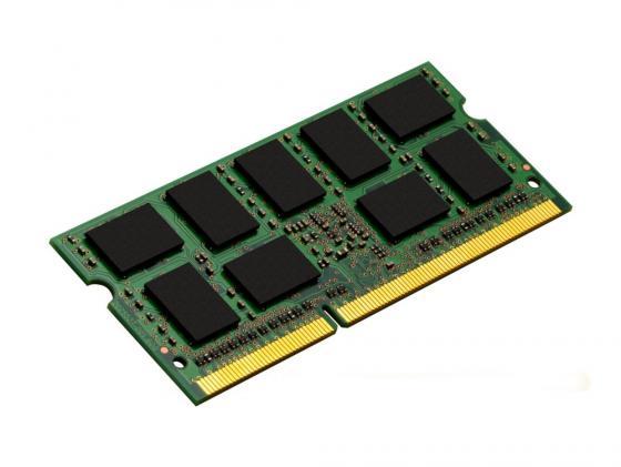 Оперативная память для ноутбуков SO-DDR3 8Gb PC12800 1600MHz ECC Kingston CL11 KVR16LSE11/8  цена и фото