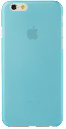 Чехол (клип-кейс) Ozaki O!coat 0.3 Jelly для iPhone 6 синий ОС555BU ozaki oc112pr