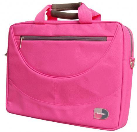 Сумка для ноутбука 16 Sumdex PON-318RR полиэстер розовый