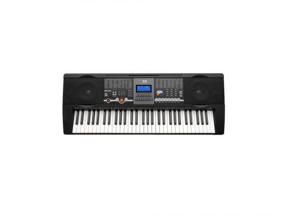 Синтезатор Tesler KB-6180 61 клавиша USB черный tesler kb 5410