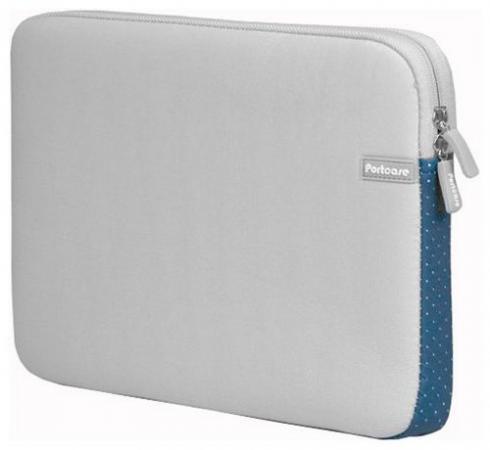 Чехол для ноутбука 18 PortCase KNP-18 GR серый