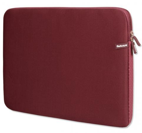 Чехол для ноутбука 18 PortCase KNP-18 бордо