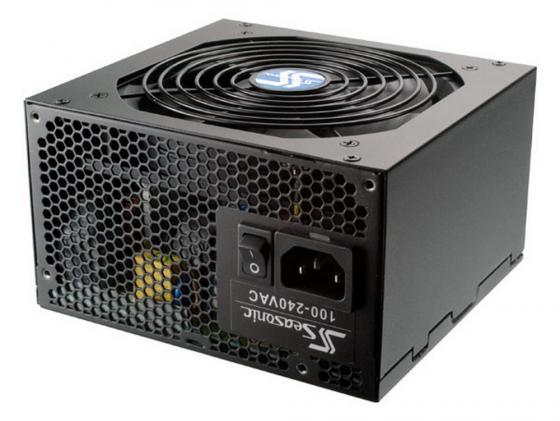 Блок питания ATX 520 Вт Seasonic S12II-520 блок питания 2u 500 вт seasonic ss 500l2u