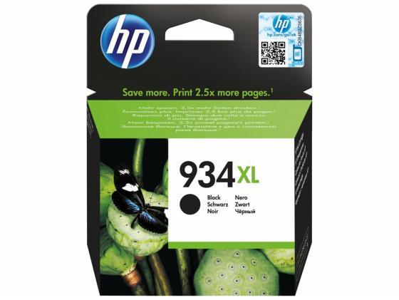 Картридж HP C2P23AE № 934XL для Officejet Pro 6830 черный картридж hp 934xl c2p23ae black