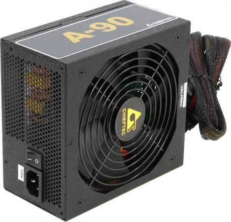 Фото - Блок питания ATX 650 Вт Chieftec GDP-650C блок питания accord atx 1000w gold acc 1000w 80g 80 gold 24 8 4 4pin apfc 140mm fan 7xsata rtl