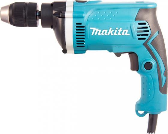 Дрель ударная Makita HP1631KX2 710Вт БЗП кейс дрель ударная makita hp1631kx2