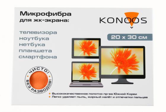 Чистящая салфетка Konoos KT-1 1 шт чистящая салфетка konoos kfs 1 1 шт