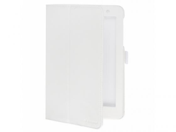 Чехол IT BAGGAGE для планшета Lenovo Idea Tab A8-50 A5500 8 искуственная кожа белый ITLNA5502-0 blackview a8 смартфон