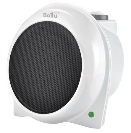Тепловентилятор BALLU BFH/C-25 1500 Вт белый ballu plaza ext bep ext 1500 1500