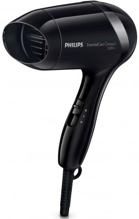 Фен Philips BHD001/00 1200 чёрный philips hr2163 00 white
