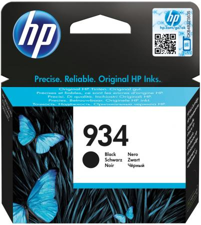 Картридж HP C2P19AE № 934 черный картридж hp 934 black c2p19ae
