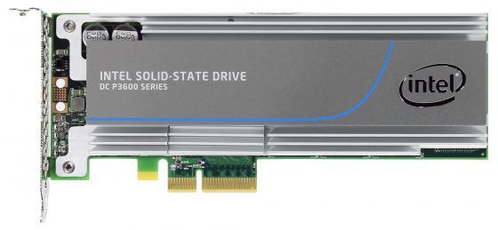Фото Твердотельный накопитель SSD PCI-E 1.2Tb Intel P3600 Read 2600Mb/s Write 1700Mb/s SSDPEDME012T401 934677 pci e to