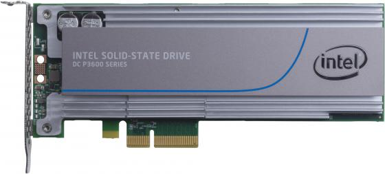 Твердотельный накопитель SSD PCI-E 400GB Intel P3600 Read 2600Mb/s Write 1700Mb/s SSDPEDME400G401 934675