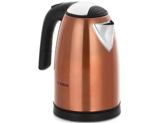 Чайник Bosch TWK 7809 2200 Вт медный 1.7 л металл bosch twk 7809 электрический чайник