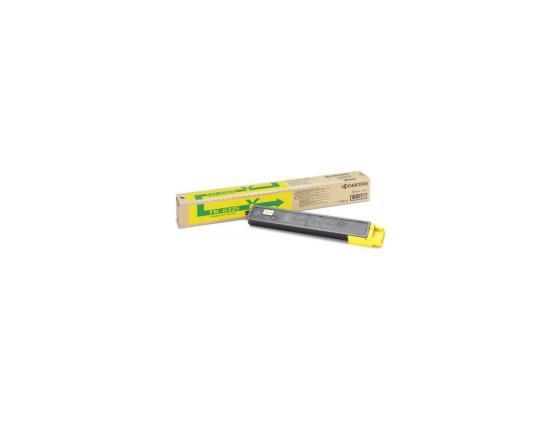 Картридж Kyocera TK-8325Y для TASKalfa 2551ci желтый 12000стр