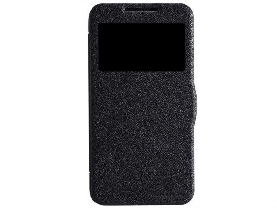 Чехол Nillkin Fresh Series Leather Case для Lenovo A680 черный