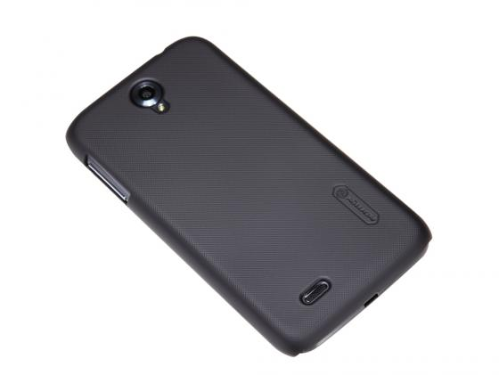 цена на Накладка Nillkin Super Frosted Shield для Lenovo A850 черный T-N-LA850-002