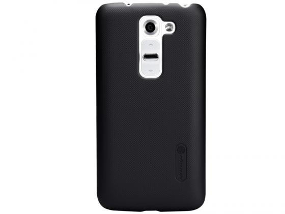 Накладка Nillkin Super Frosted Shield для LG G2 mini черный T-N-LG2M-002 стоимость