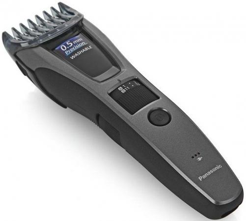 Машинка для стрижки волос Panasonic ER-GB60-K520 чёрный panasonic машинка для стрижки волос с линейным двигателем с контролем мощности