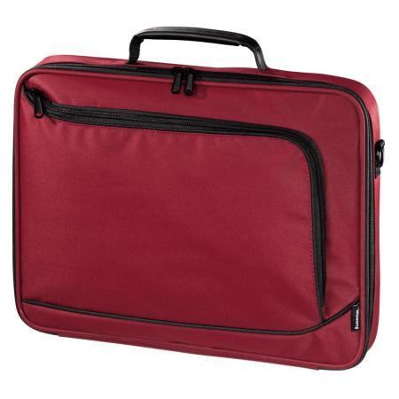 Сумка для ноутбука 15.6 Hama Sportsline Bordeaux политекс красный H-101174 сумка для ноутбука 17 3 hama sportsline bordeaux черно серый полиэстер 101094