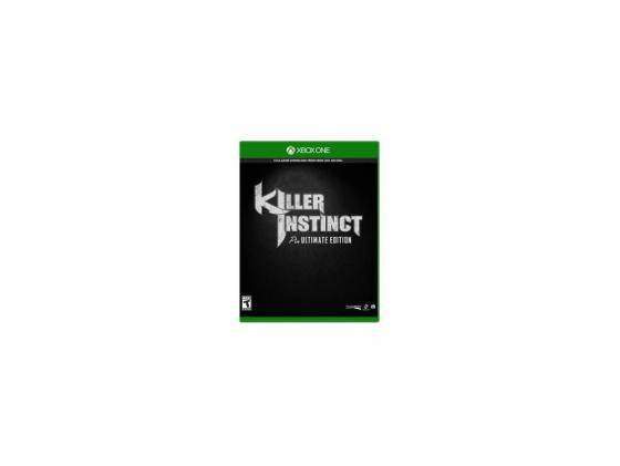 Игра для Xbox One Microsoft Killer Instinct 3PT-00011