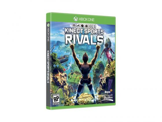 Игра для Xbox One Microsoft Kinect Sports Rivals 5TW-00028 цена