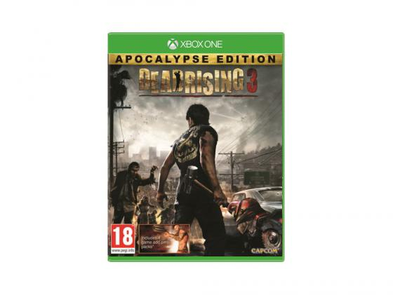 Игра для Xbox One Microsoft Dead Rising 3 Apocalypse 6X2-00021 backpack renata corsi backpack