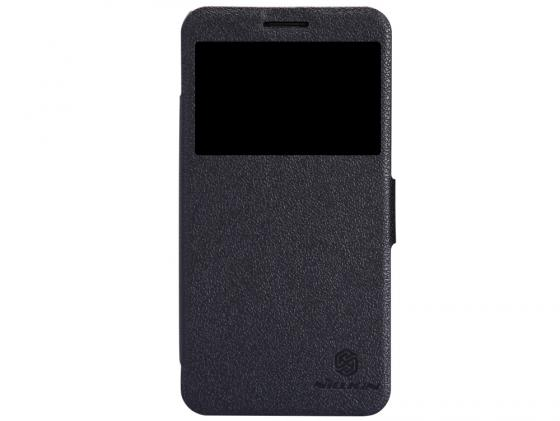 Чехол Nillkin Fresh Series Leather Case для Lenovo A850 черный T-N-LA850-001 стоимость