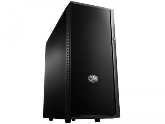 Корпус ATX Cooler Master Silencio 452 Без БП чёрный SIL-452-KKN1 корпус atx cooler master k280 без бп чёрный rc k280 kkn1