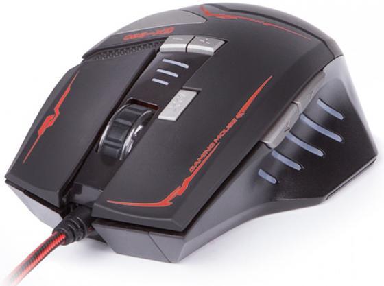 все цены на Мышь проводная Sven GX-990 Gaming чёрный USB