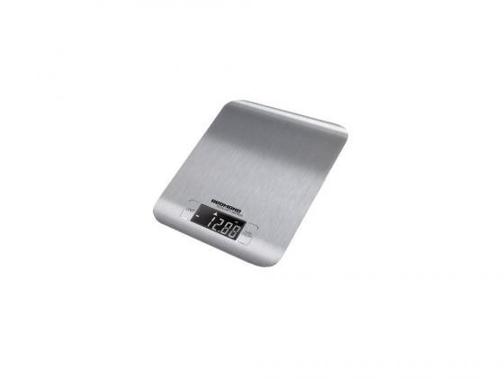 Весы кухонные Redmond RS-M723 электронные серебристый кухонные весы redmond rs 736 полоски