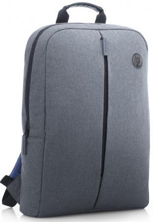 Рюкзак для ноутбука 15.6 HP K0B39AA синтетика серый