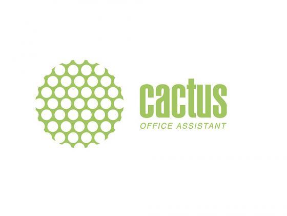 Картридж Cactus CS-O610BK для OKI C610 черный 8000стр cactus cs o610y yellow тонер картридж для oki c610